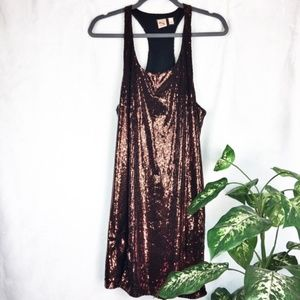 French Connection Sequin Party Dress - New Years